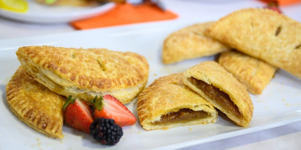 Cane Syrup Hand Pies