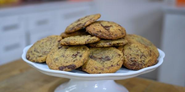 Bobby Flay's Chocolate Chip Cookies