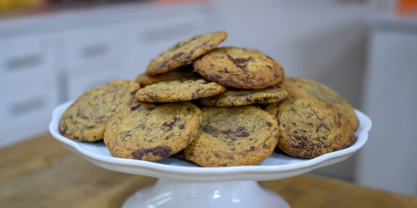 Bobby Flay's Chocolate Chip Cookies