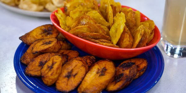 Fred Armisen's Plantains 2 Ways