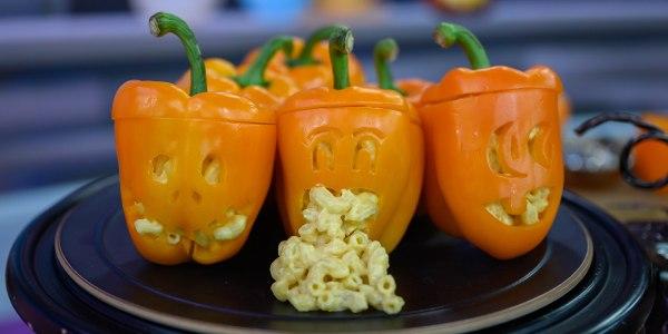 Hannah Hart's Mac-O'-Lanterns