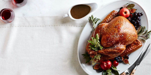 Elizabeth Heiskell's Pillowcase Turkey with Million-Dollar Gravy