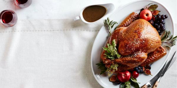 Elizabeth Heiskell's Pillowcase Turkey with Million-Dollar Gravy