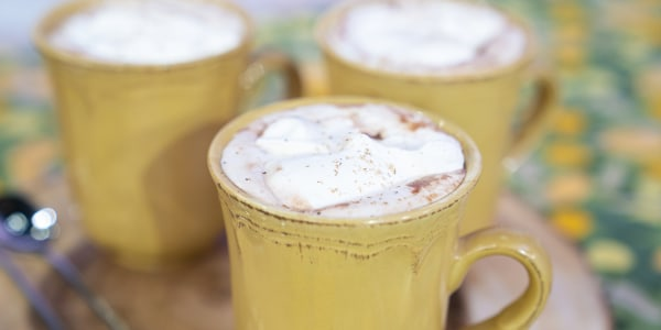 Nutmeg Hot Chocolate