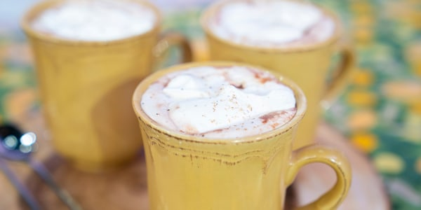 Nutmeg Hot Chocolate