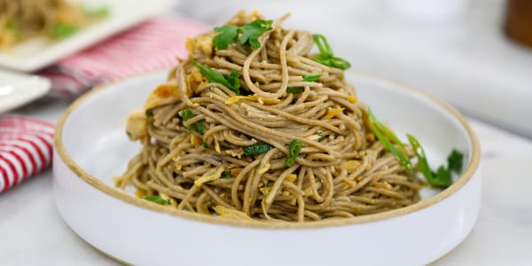 Turkey Sesame Noodle Salad