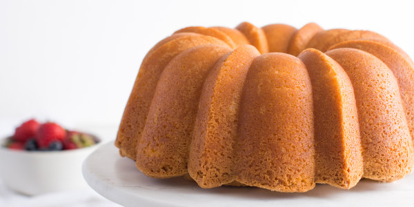 Classic Butter Pound Cake