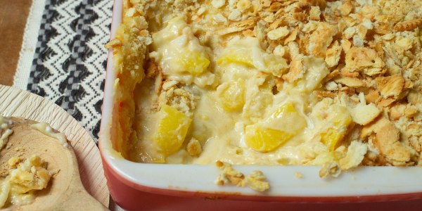 Squash and Swiss Cheese Casserole