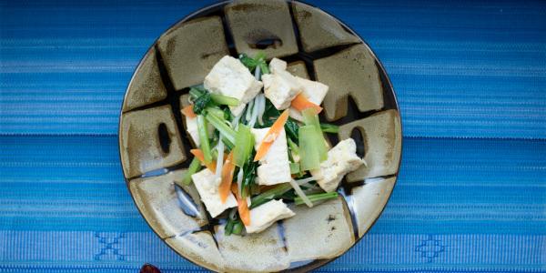 10-Minute Veggie Stir-Fry