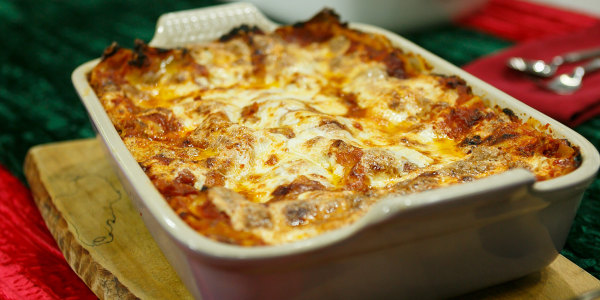 Alison Roman's Very Good Lasagna