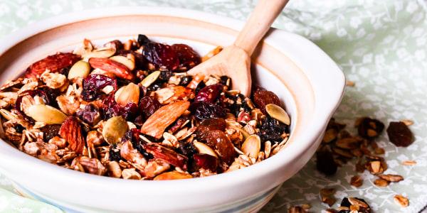 Honey and Ghee Grain-Free Granola