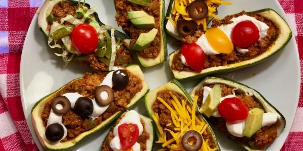 Keto Taco Boats