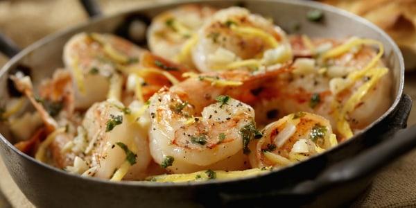 Valerie Bertinelli's Shrimp Scampi Zoodles