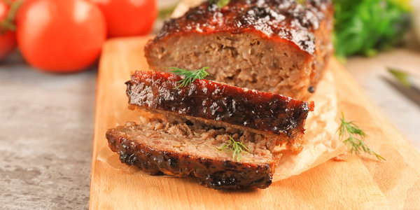 Valerie Bertinelli's favorite healthy dinner: turkey meatloaf
