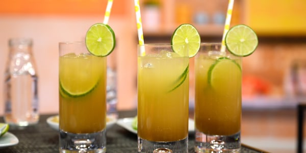 Spicy Ginger Mule