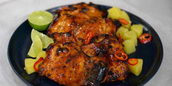 Marinated Hawaiian Chicken