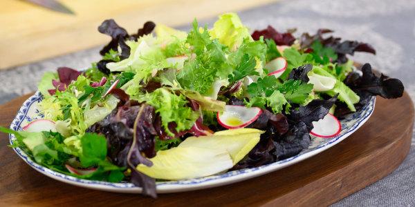 Valerie Bertinelli's Misticanza Salad