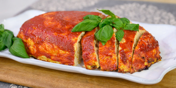 Valerie Bertinelli's Italian Turkey Meatloaf