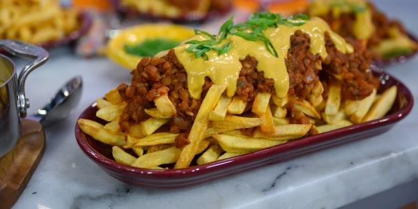 Chili 'Cheese' Fries