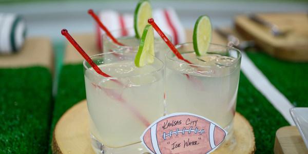 Kansas City Ice Water Cocktail