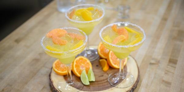 Cara Cara Orange Margaritas