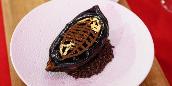 Cocoa Chiboust