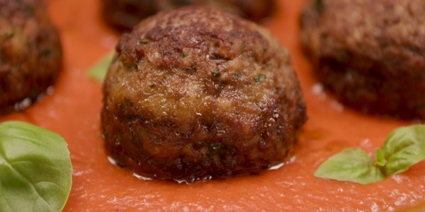 Almost Grandma's Best Meatballs