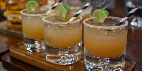 Guy Fieri's Chipotle-Barbecue Margarita