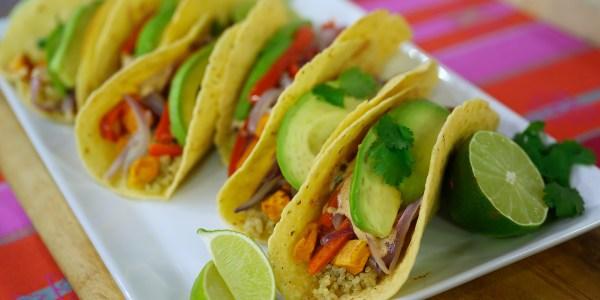 Slim-and-Trim Tacos