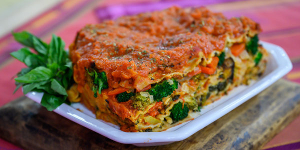 Carrie Underwood's 'Ugly' Slow-Cooker Lasagna