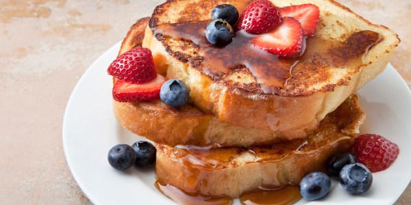 Martha's Famous French Toast
