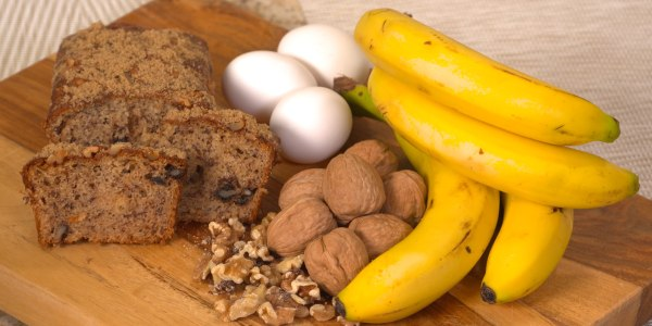 Sandra Lee's Sweet Banana Bread