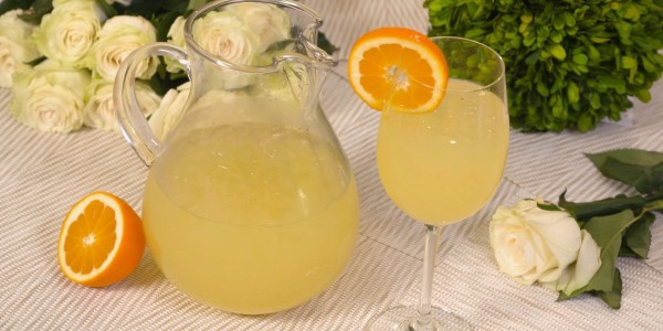 Sandra Lee's Peachy Margarita