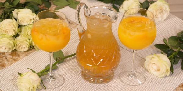 Sandra Lee's Pantry Party Sangria