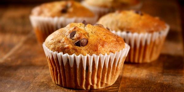 Dylan Dreyer's Banana Bread Muffins