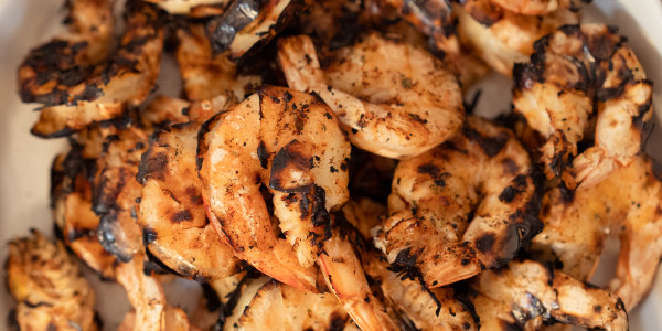 Al Roker's Barbecue Grilled Shrimp