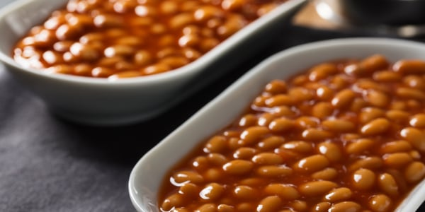 Sandra Lee's Easy Barbecue Baked Beans