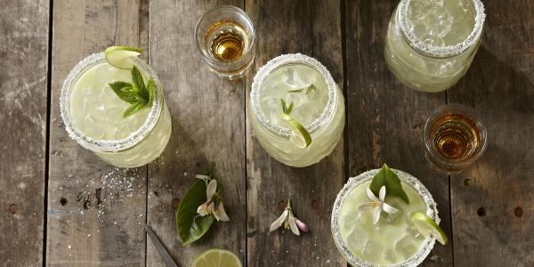 Carson Daly's Ginger Beer Margarita