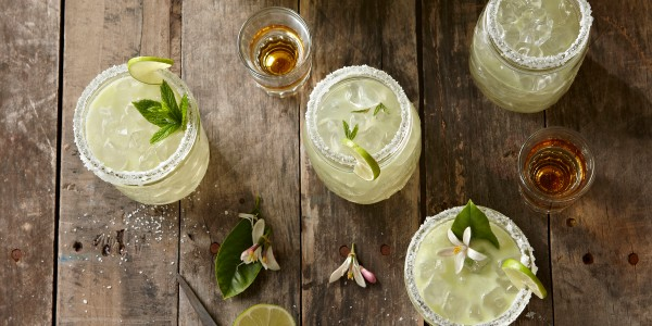 Carson Daly's Ginger Beer Margarita