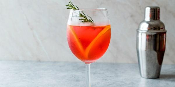 Aperol Spritz with Vodka