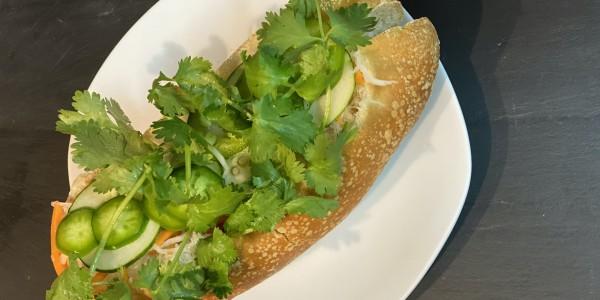 Banh Mi-Style Hot Dog
