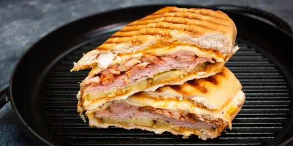 Matt Abdoo's Barbe-Cubano Sandwiches