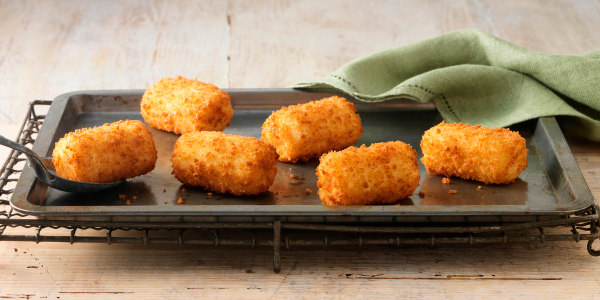 Natalie Morales' Leftover Chicken Croquettes