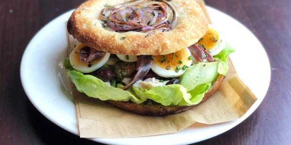 Nancy Silverton's Pan Bagnat Sandwich