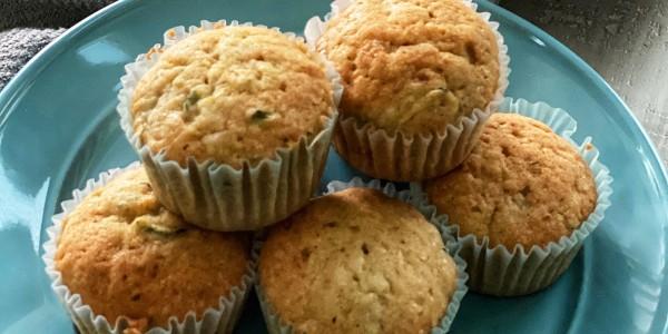 Jocelyn Delk Adams' Zucchini Muffins