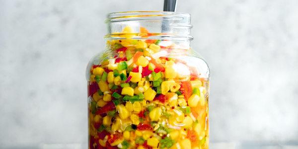 Sweet Summer Corn Relish