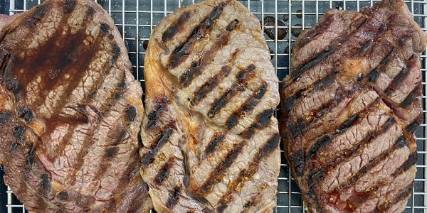 Curtis Stone's Grilled Rib-eye Steaks