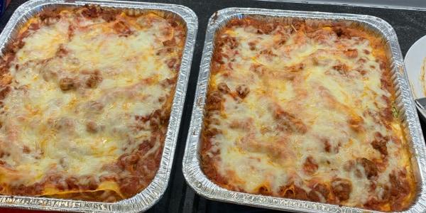 Lasagna Love's Lasagna