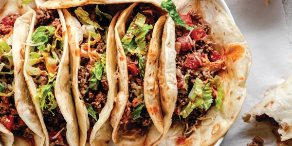 Jessie James Decker's Fried Tacos