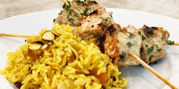 The Zakarian Family's Fragrant Rice Pilaf